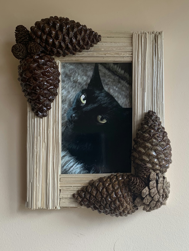Handcrafted Picture Frame