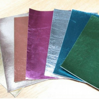 Metallic Leatherette, Faux Metallic Letherette