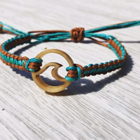 Ocean Wave Bracelet - Surf jewellery