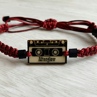 Personalised Mix Tap Bracelet - Retro Jewellery