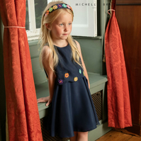 Dress and Headband set 5 Years