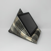 Tablet Prop, Tablet Stand, Gifts for Men, iPad Beanbag, iPad Cushion