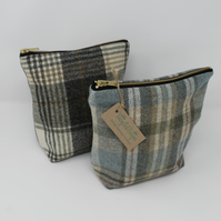Toiletry Bag, Tweed Toiletry Bag, Men's Toiletry Bag, Gifts For Men, Wash Bag