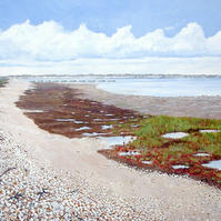 Shell Beach - Bradwell-on-Sea, Essex