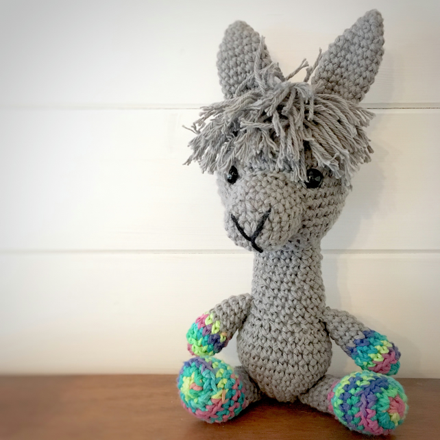 Free Amigurumi Llama Toy Softies Crochet Patterns | 642x642