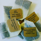 Box of 16 Individually Tagged Teabags with Proverbs Words and Phrases