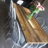 Farmhouse Dining Table Set