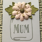Mother's Day Card-Flower Bouquet-Floral Mother's Day Card