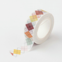 Pringle styled Washi Tape,Decorative Tape, Cards, Journals, Seasonal Crafts
