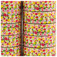 Blossom Floral pattern, Decorative Washi Tape, Card making, Journals, 10m