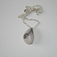 Unique Quartz Necklace