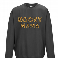 Kooky Mama Sweater Jumper Pullover