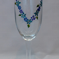 Heart Champagne Flute