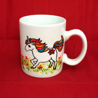 Little unicorn mug for child