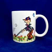Mug For Golf Lover, funny