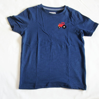 Tractor T-shirt Age 3-4