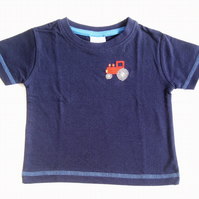 Tractor T-shirt Age 12-18 months