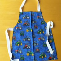 Tractor Apron age 2-6 approximately