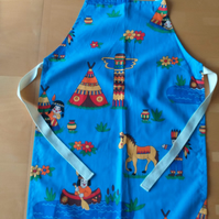 Native American Apron age 8-16 approximately