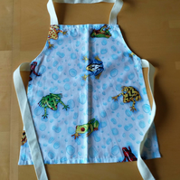 Frog Apron age 2-6 approximately