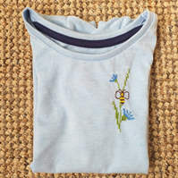 Blue Bee T-shirt age 12-18 months