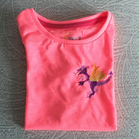 Dragon T-shirt age 2-3
