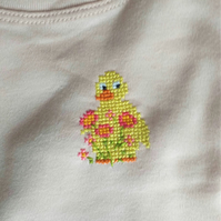 Duckling Long-sleeve T-shirt age 2