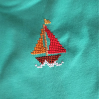 Yacht long-sleeved T-shirt Age 5