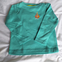 Yacht Long-sleeved T-shirt age 1