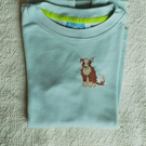 Dog Long-sleeved T-shirt age 7