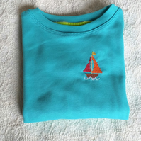 Yacht Long-sleeved T-shirt Age3