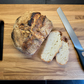 Handmade Large Chunky Solid Oak Cutting Board, Bread Board, Cheese Board