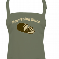 Best Thing Since Sliced Bread- Funny Bakers unisex apron  - AA1299
