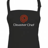 DISASTER CHEF- Funny TV Chef Competition Parody Spoof apron - AA1692