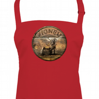 HONEY BARREL- Ummm..Honey.. unisex kitchen chef's apron  - AA1312