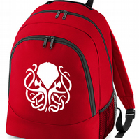 CTHULHU GOD SYMBOL- Lovecraft  Cthulhu Mythos- backpack bag   -BPK1352