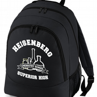 Superior High - Heisenberg - Cult TV inspired Backpack  - BPK1302