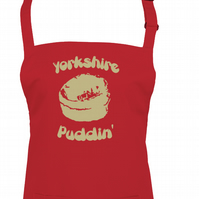 YORKSHIRE PUDDING- For fans of the regional dish , funny apron -AA1306