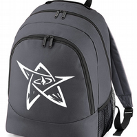 CTHULHU STAR - spiritual symbol backpack bag  -BPK1151