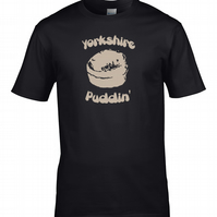 YORKSHIRE PUDDING- For fans of the regional dish Men's T-shirt- MTS1306