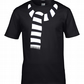 FUNKY SCARF - keep warm with this cool Men's T-Shirt  - MTS1798
