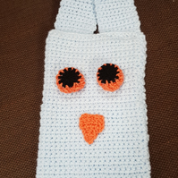 Crochet Owl design bag