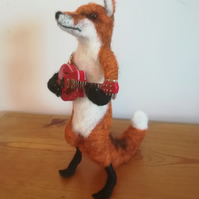 Foxy Music, guitarist music musician collectables OOAK