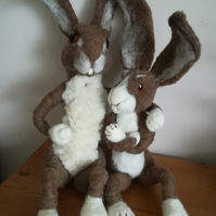 Herbert and Hector Hare SOLD