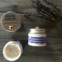 Luxury Lavender Day Cream, 50ml Face Cream