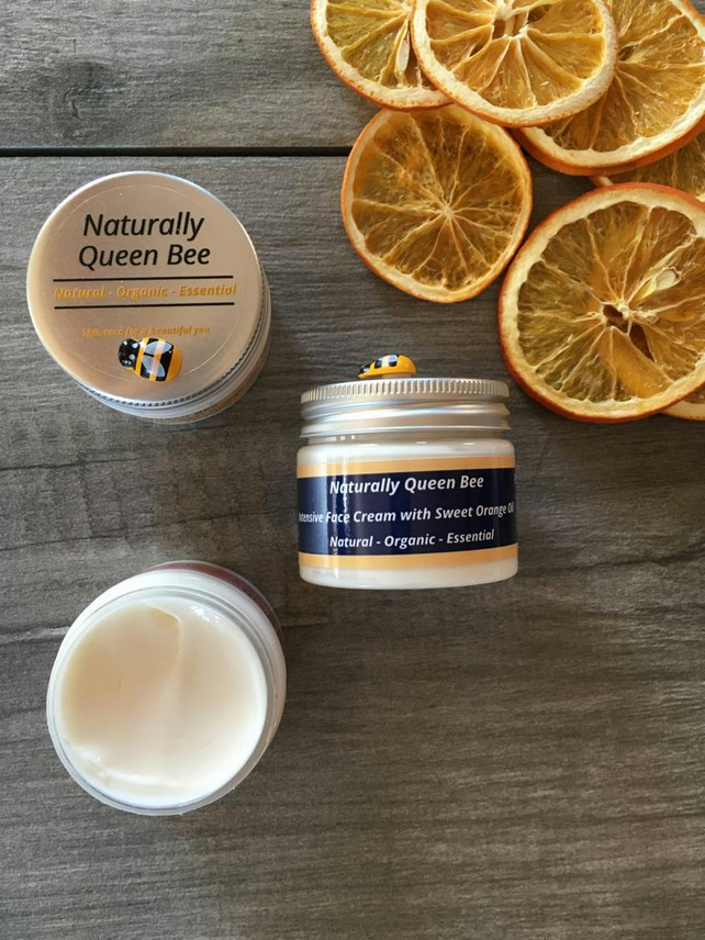 Sweet Orange Intensive Night Cream. 50ml Face Cream