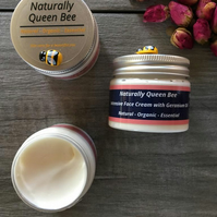 Rose Geranium Intensive Cream, 50ml Night Cream