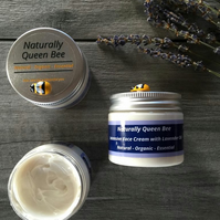 Lavender Intensive Night Cream. 50 ml Face Cream