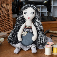 Handmade Heirloom Advent Doll - Lily