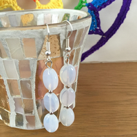 Opalite Beaded Earrings